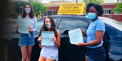 The <strong>Best Professional</strong> <br>Driving Schools in VA